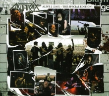Alive 2 (Special Edition) - de Anthrax