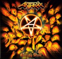 Anthrax - Worship Music (Limited edition)