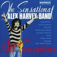 All Sensations - de Alex Harvey ( Sensational Alex Harvey Band )