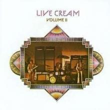 Live Cream Vol.II - de Cream