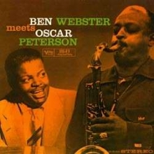 Ben Webster - Ben Webster Meets Oscar Peterson (200g)
