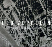 Led Zeppelin - Complete Studio Recordings - de Led Zeppelin