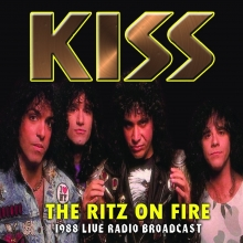 Kiss - Ritz On Fire