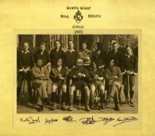 Gentle Giant - King Alfred's College 1971
