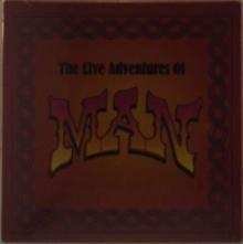 Man (Welsh Rock) - The Live Adventures Of Man