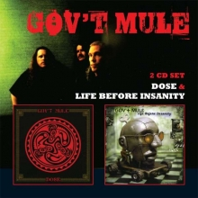 Life Before Insanity / Dose - de Gov't Mule