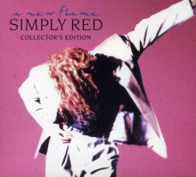 Simply Red - A New Flame (Collector's Edition)