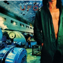 UFO. - Lights Out-LP Audiophile