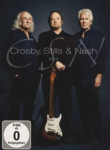 Crosby, Stills, Nash - CSN 2012