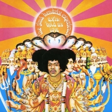 Axis: Bold As Love - de Jimi Hendrix