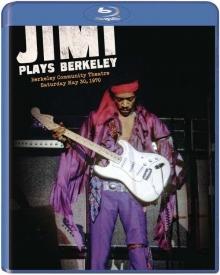 Plays Berkeley 1970 - de Jimi Hendrix