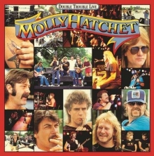 Molly Hatchet - Double Trouble Live - Limited Edition - Colored Vinyl