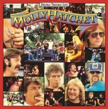 Double Trouble Live - Limited Edition - Colored Vinyl - de Molly Hatchet