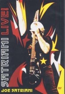 Joe Satriani - Satriani Live! - At Grove In Anaheim, California, 2.5.2006