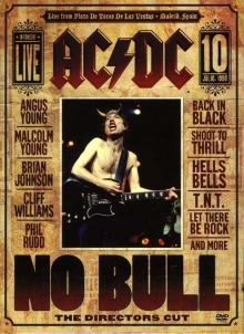 No Bull-Director's Cut-Live - de AC/DC