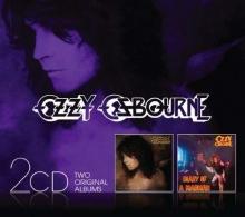 Two Original Albums: No More Tears / Diary Of A Madman - de Ozzy Osbourne