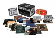The Complete Columbia Album Collection - de Johnny Cash
