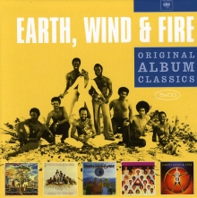 Earth, Wind & Fire - Original Album Classics