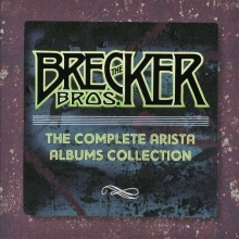 The Complete Arista Albums Collection - de Brecker Brothers