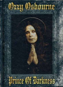 Ozzy Osbourne - Prince Of Darkness - Deluxe Edition