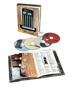 Stevie Ray Vaughan - S. R. Vaughan - 3 CDs + DVD