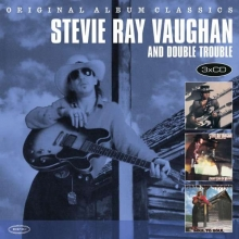 Stevie Ray Vaughan - Original Album Classics