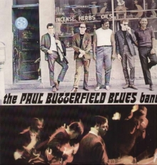 The Paul Butterfield Blues Band - de Butterfield Blues Band