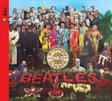Sgt. Pepper's Lonely Hearts Club Band  - de Beatles