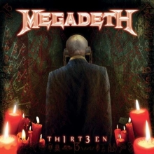 Megadeth - Th1rt3en (180g)