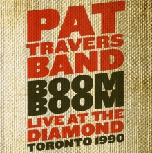 Pat Travers - Boom Boom (Live At The Diamond Toronto 1990)