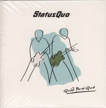 In Search Of The Fourth Chord / Quid Pro Quo - de Status Quo