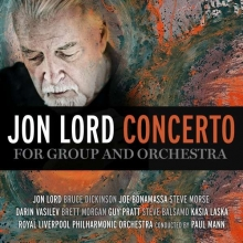 Lord Jon - Concerto For Group And Orchestra (Jewelcase) (Standard Edition)