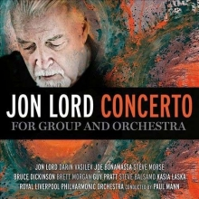 Lord Jon - Concerto For Group And Orchestra (180g)