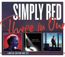 Simply Red - Three In One - Limited Edition Box
