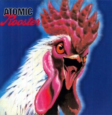 Atomic Rooster 180G - de Atomic Rooster