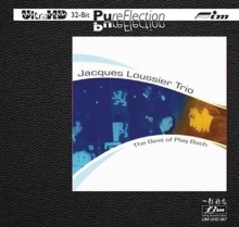 The Best Of Play Bach - de Jacques Loussier