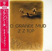 ZZ Top - Rio Grande Mud SHM Japan Paper Sleeve