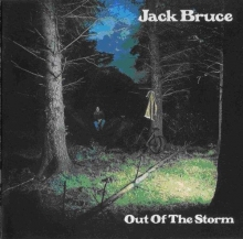 Out Of The Storm - de Jack Bruce
