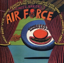 Ginger Baker - Ginger Baker's Airforce