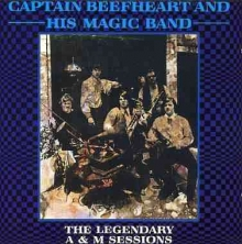 The Legendary A & M Ses - de Captain Beefheart