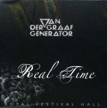 Real Time - Royal Festival Hall - 6.5.2005 - de Van Der Graaf Generator