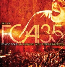 FCA! 35 Tour: An Evening With Peter Frampton - de Peter Frampton