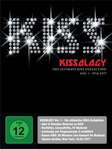 Kissology Vol 1 1974-1977: Madison Square Garden, New York - de Kiss