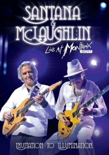 Invitation To Illumination - Live At Montreux 2011 - de Santana
