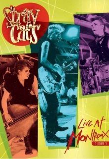 Stray Cats - Live at Montreux 1981