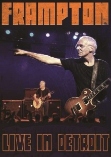 Peter Frampton - Live in Detroit 1999