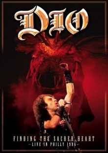 Finding The Sacred Heart: Live In Philly 1986 - de Dio.