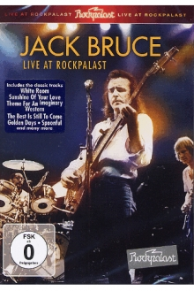Jack Bruce - Golden Days: Live At Rockpalast 1980 & 1990