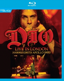 Live In London Hammersmith Apollo 1993 - de Dio.