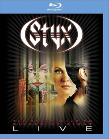The Grand Illusion / Pieces Of Eight: Live 2010 - de Styx